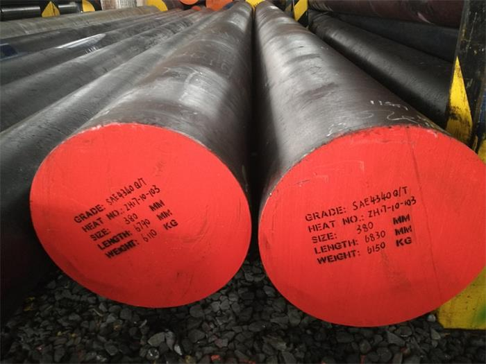 0.4375 Alloy Steel Round Bar 4130-Normalized Cold Finish 96.0