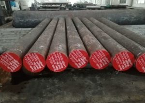 DIN 1.2714 steel Forged round steel bar