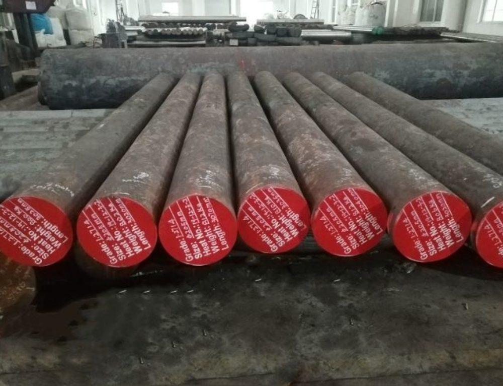 DIN 1.2714 Tool Steel | 55NiCrMoV7